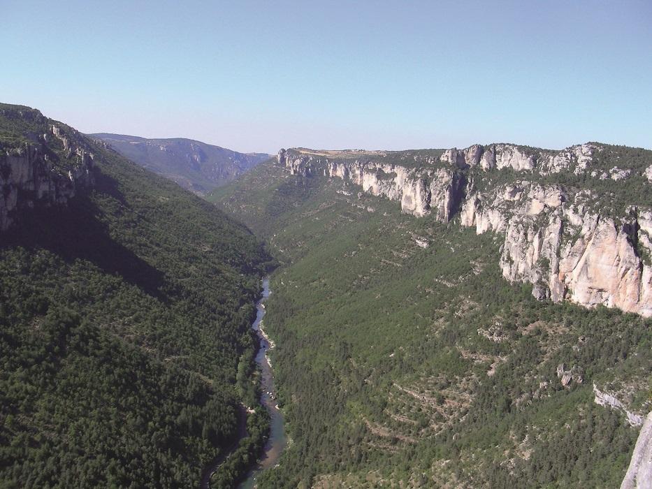Corniches des Gorges du Tarn